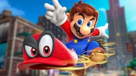 کلاه قاتل Super Mario Odyssey