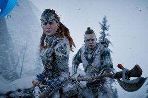تماشا کنید: تریلر لانچ Horizon Zero Dawn The Frozen Wilds