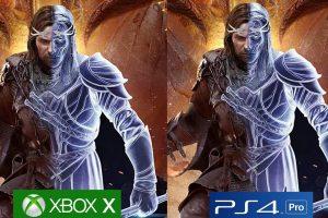 تماشا کنید: پیشرفت قابل ملاحظه Shadow of War روی Xbox One X
