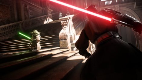 صحبتهای EA در مورد حذف پرداخت درون برنامهای Star Wars Battlefront 2