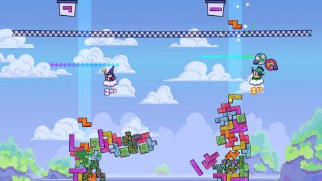 نسخه فیزیکی Tricky Towers برای PC و PS4 عرضه شد