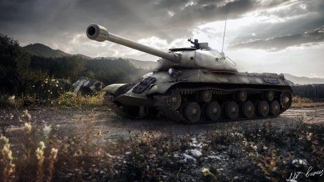 صحبتهای سازندگان World of Tanks در مورد جزئیات گرافیکی مربوط به نسخه Xbox One X