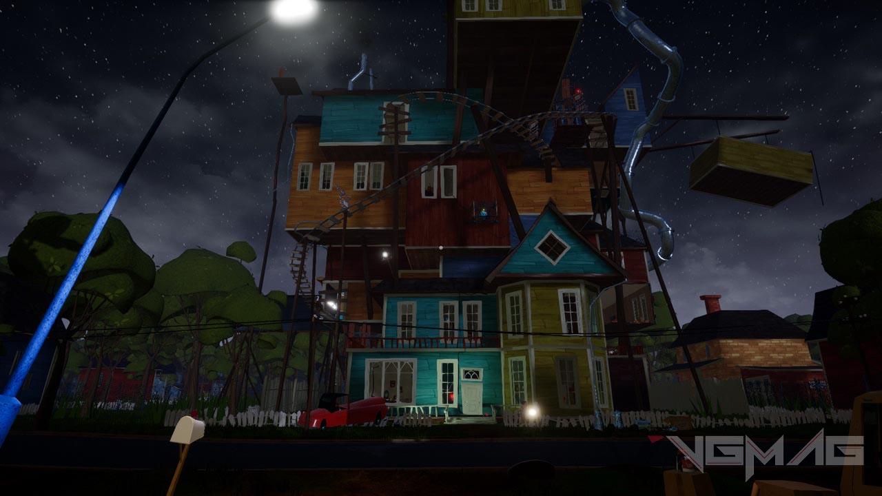 بررسی بازی Hello Neighbor