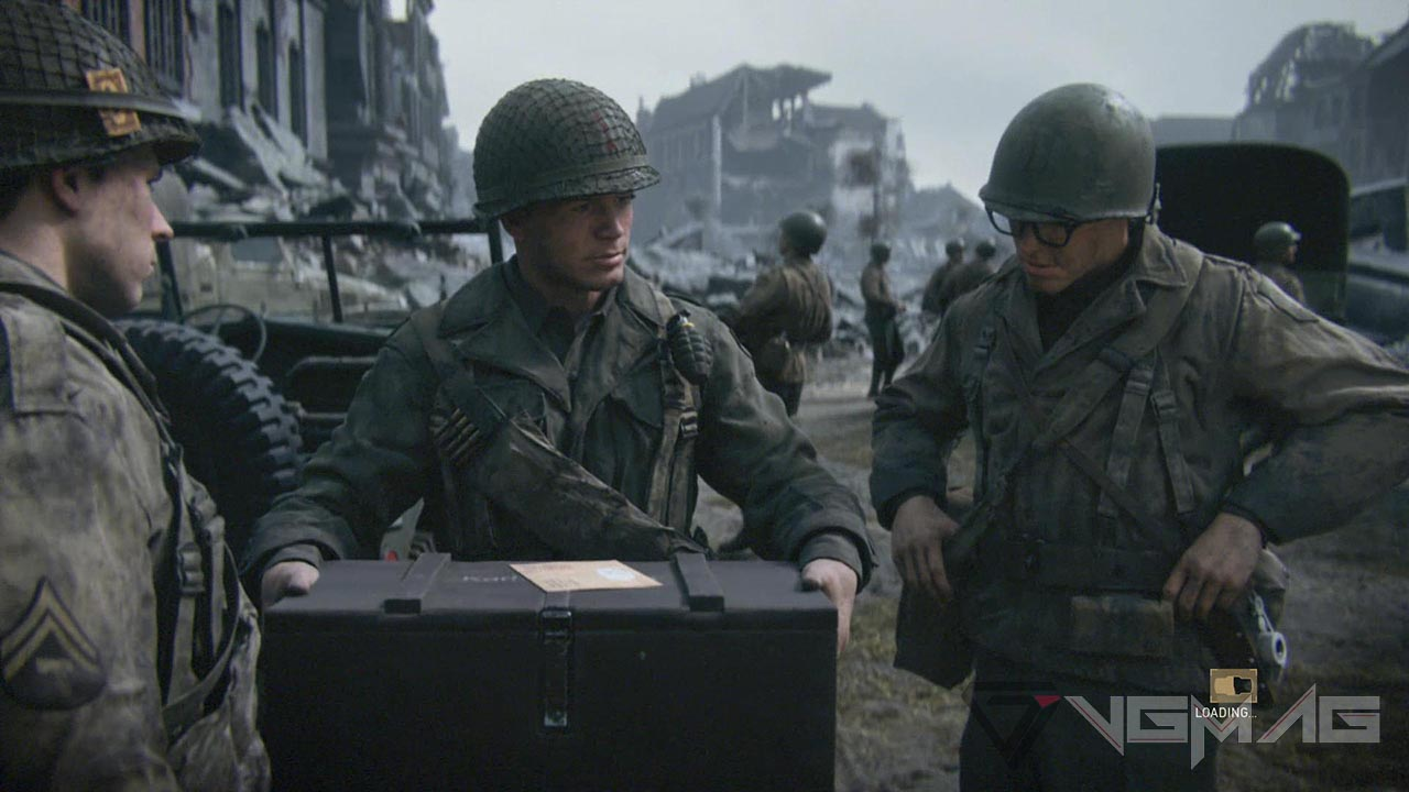 نقد و بررسی Call of Duty WW2