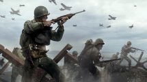 بهروزرسانی جدید Call of Duty WW2 منتشر شد