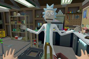 عرضه Rick And Morty Virtual Rick-ality برای PS VR تایید شد