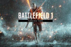اولین موج از محتوای Battlefield 1 Turning Tides منتشر شد