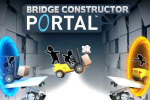 تماشا کنید: Bridge Constructor Portal معرفی شد