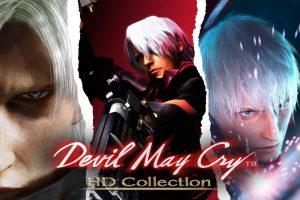 نسخه کنسولی Devil May Cry HD Collection از وضوح تصویر 4K پشتیبانی نمیکند