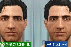 تماشا کنید: مقایسه گرافیکی Fallout 4 روی Xbox One X و PS4 Pro