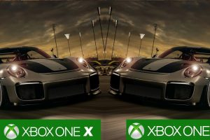 تماشا کنید: مقایسه گرافیکی Forza Motorsport 7 روی Xbox One و Xbox One X