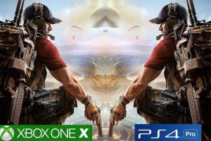 تماشا کنید: مقایسه گرافیکی Ghost Recon Wildlands روی Xbox One X و PS4 Pro