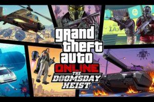 بهروزرسانی جدید GTA Online منتشر شد