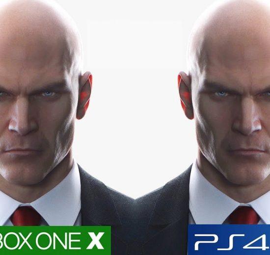 تماشا کنید: مقایسه گرافیکی Hitman روی Xbox One X و PS4 Pro