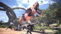 تماشا کنید: تریلر جدید Monster Hunter World در PSX 2017