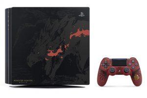 فروش بسیار خوب باندل PS4 Pro و Monster Hunter World در ژاپن