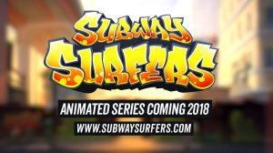 تماشا کنید: تبلیغ انیمیشن Subway Surfers
