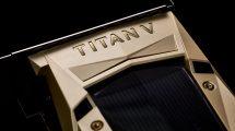 اولین بنچمارک Titan V منتشر شد