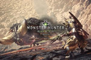 نیم ساعت - Monster Hunter World Beta