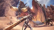 تست بتا Monster Hunter World روی PS4 شروع شد