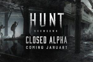 اولین تست آلفا Hunt Showdown هفته آینده آغاز میشود