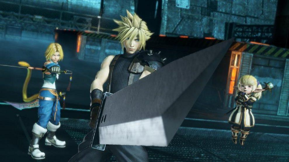 عرضه Dissidia Final Fantasy NT برای کشورهای غربی