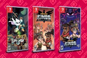 بازیهای بیشتری از Limited Run Games به صورت فیزیکی برای Switch عرضه میشود