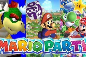 شایعه: Mario Party 11 سال 2019 منتشر خواهد شد