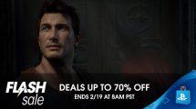 فروش ویژه Flash Sale ماه فوریه Playstation آغاز شد
