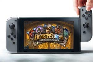 بلیزارد برنامهای برای عرضه Hearthstone روی Switch ندارد