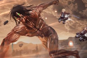 تماشا کنید: نمایش ویژگیهای جدید گیمپلی Attack on Titan 2