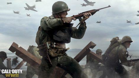 این هفته با تجربه Call of Duty WW2 دو برابر همیشه XP دریافت کنید