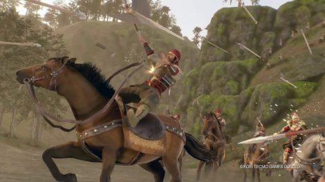 تماشا کنید: تریلر لانچ Dynasty Warriors 9