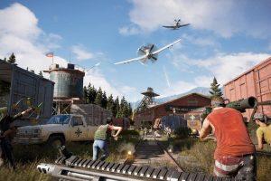 تماشا کنید: پنج دقیقه از گیمپلی Far Cry 5