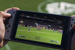 افزایش فروش عجیب FIFA 18 روی Nintendo Switch در هفته گذشته