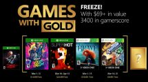 بازیهای رایگان ماه مارچ سرویس Xbox Live Gold معرفی شد