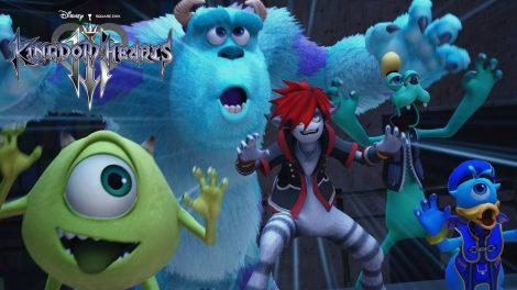 تماشا کنید: نمایش دنیای Monsters Inc در Kingdom Hearts 3