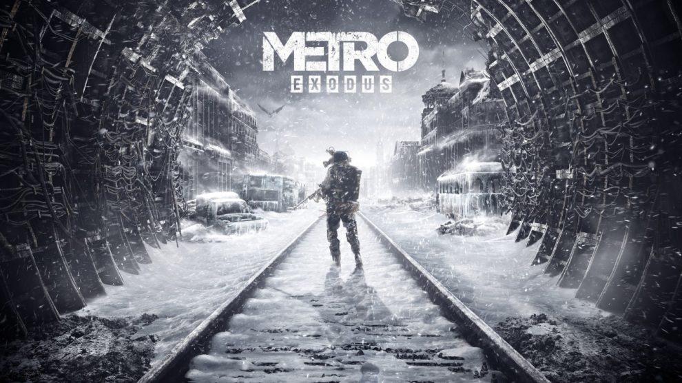 پرونده جلد ماه مارچ Game Informer به Metro Exodus رسید