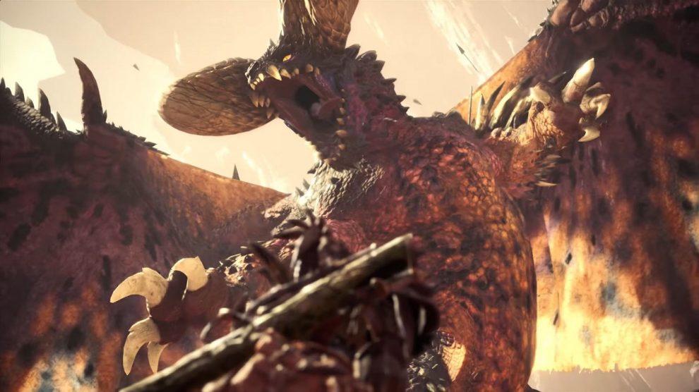 سومین صدرنشینی همزمان Monster Hunter World و PS4 در بازار ژاپن