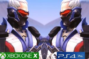 تماشا کنید: مقایسه گرافیکی Overwatch روی PS4 Pro و Xbox One X