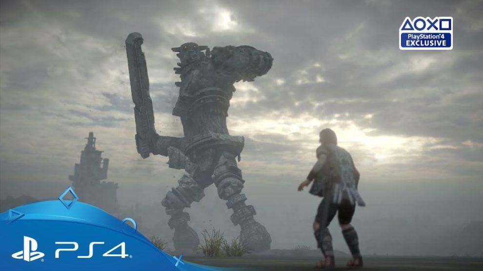 صدرنشینی Shadow of the Colossus در بازار بریتانیا