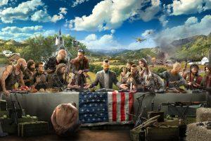 جزئیات بیشتر گرافیکی از نسخه Xbox One X بازی Far Cry 5