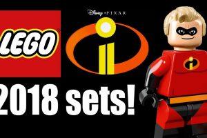 ساخت LEGO The Incredibles مورد تایید قرار گرفت