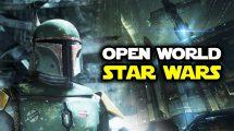 بازی Open World براساس Star Wars در دست ساخت است