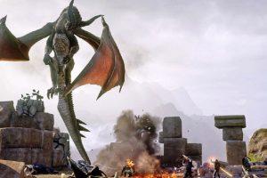 کاهش فاحش اعضای تیم سازنده Dragon Age