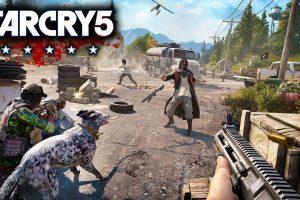 برای به پایان رساندن بخش داستانی Far Cry 5 به 25 ساعت زمان نیاز دارید