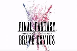 بیش از سی میلیون نفر Final Fantasy Brave Exavius را دانلود کردند