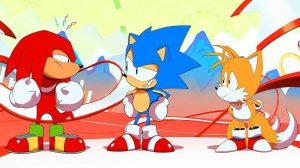 تماشا کنید: انیمیشن Sonic Mania Adventures معرفی شد