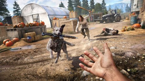 تماشا کنید: نمایش جدید از گیمپلی Far Cry 5