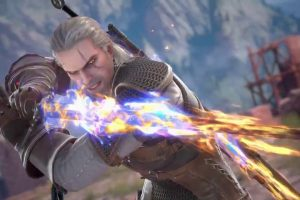 حضور Geralt در Soul Calibur 6 قطعی شد